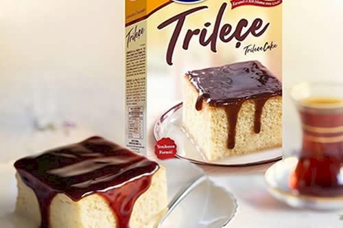Trilece Cake