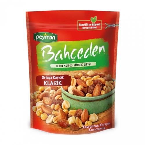 Peyman Bahceden Roasted Raw Mix Gluten Free 120g
