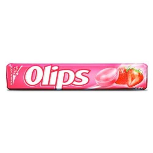Kent Olips Strawberry Hard Candy 28g