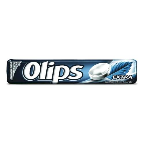 Kent Olips Extra Menthol  Hard Candy